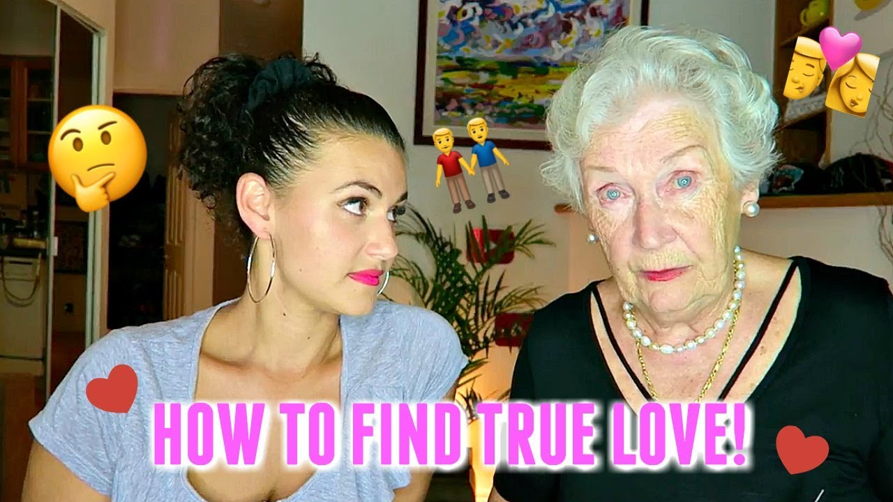 Dating grandma