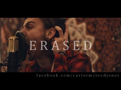 "Erased - Volumes [Carter Jones Vocal Cover/""Audition""]"