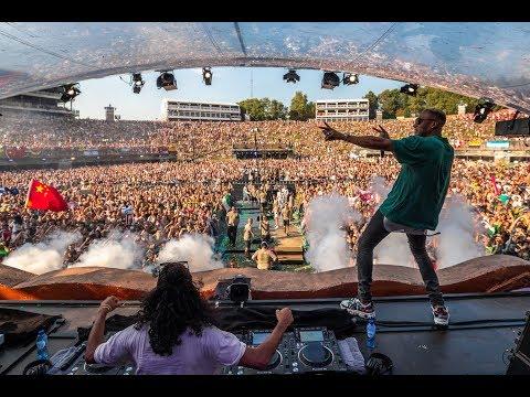 Sunnery James & Ryan Marciano | Tomorrowland Belgium 2018