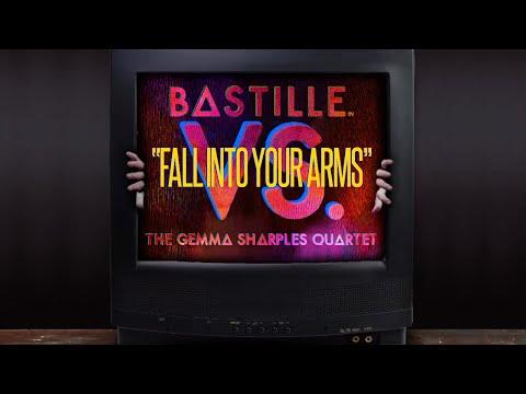 Bastille (VS. The Gemma Sharples Quartet) - Fall Into Your Arms (Lyrics)