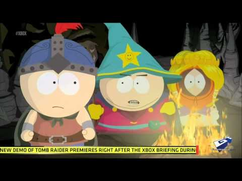 South Park: The Stick of Truth - E3 2012 - Debut Trailer