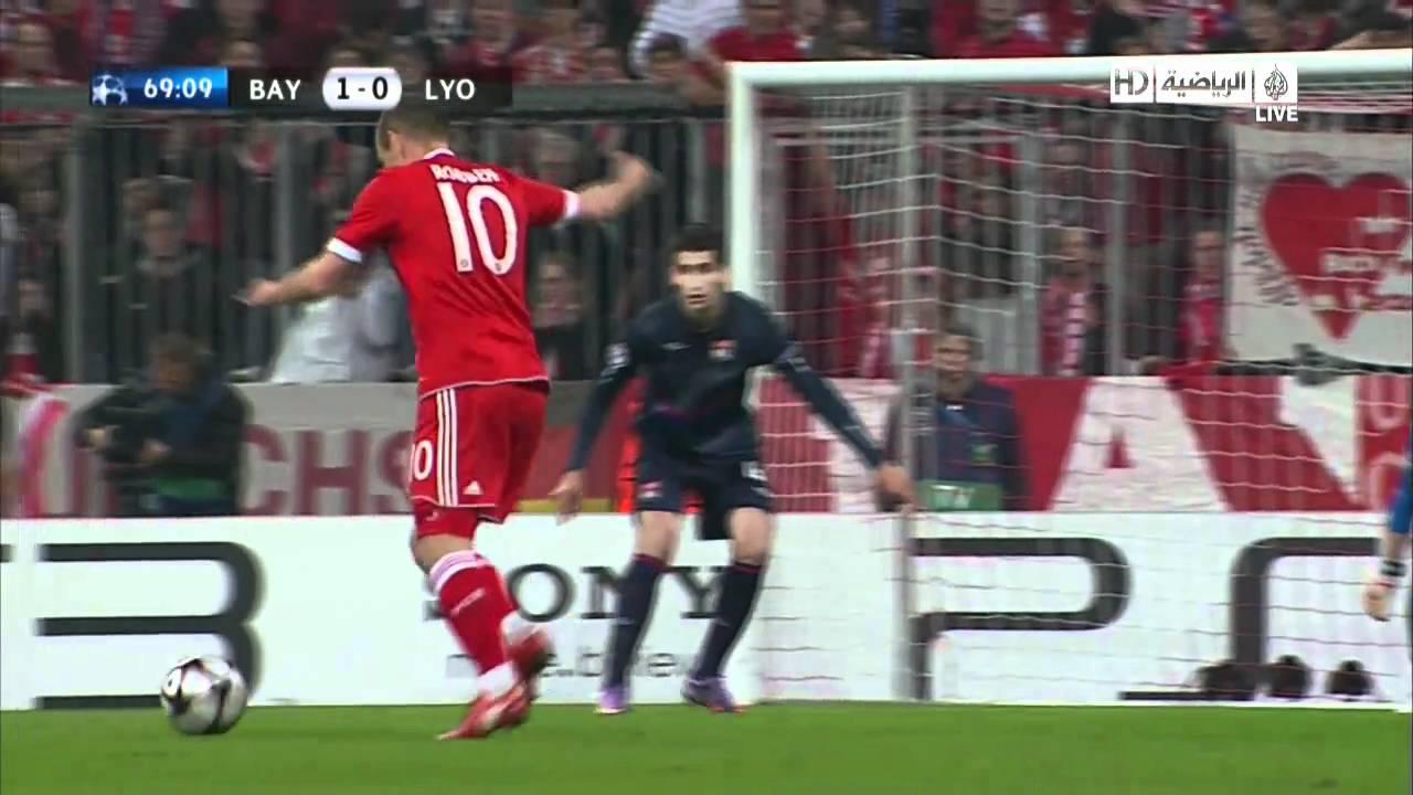Lyon Bayern