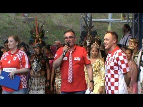 Međunarodni festival folklora Karlovac 2018: Završna večer (RUSvsCRO3:4 8-D)