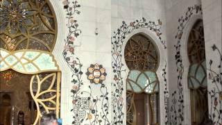 Мечеть Заеда в Абу-Даби -мои фото зарисовки (март 2014)(Это видео создано в редакторе слайд-шоу YouTube: http://www.youtube.com/upload., 2014-03-19T11:06:30.000Z)