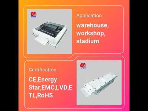 Factory Price 100v-277v 347v Motion Sensor Gas Station LED ...