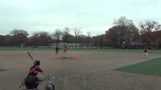 Queens Comets Vs Brooklyn Kings 2018 Fall Baseball 111818  00012