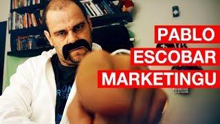 Pablo Escobar Marketingu