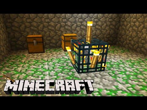 Minecraft: EXPLORANDO CAVERNAS! - Sobrevivendo com Lipão #110