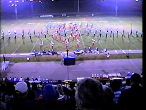 1998 Apollo High School Band