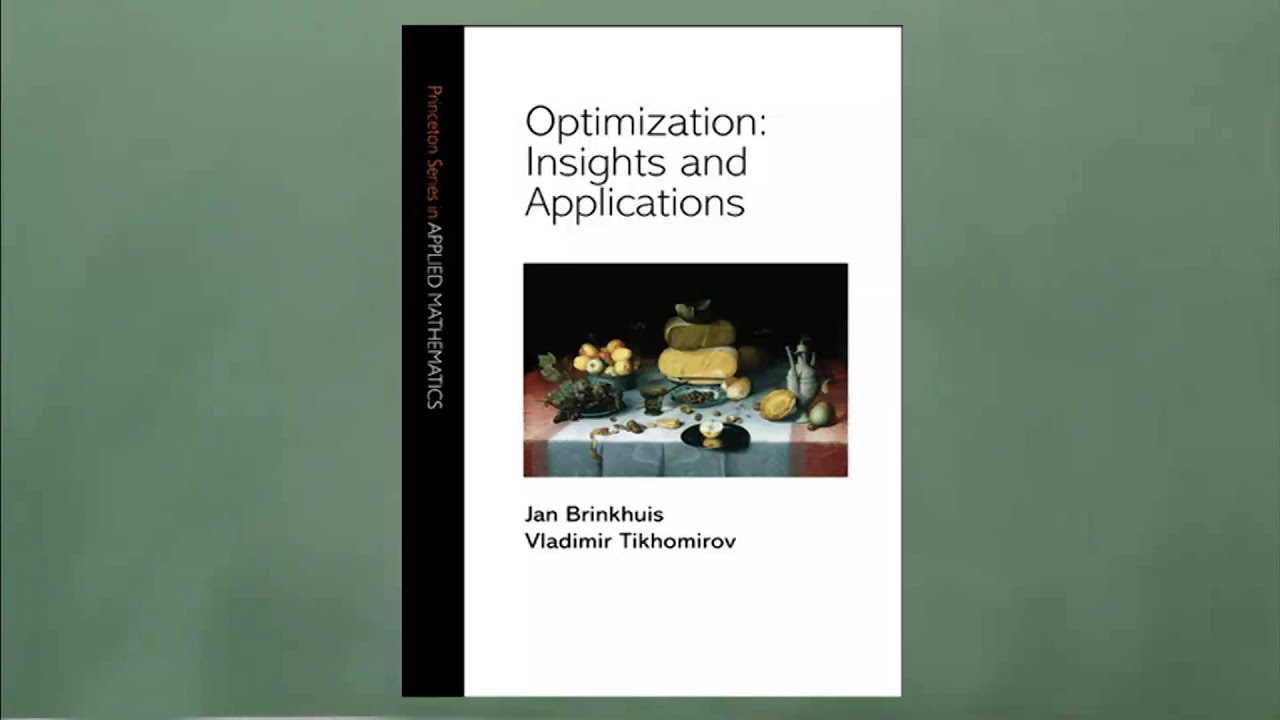 Mod-01 Lec-02 Optimization