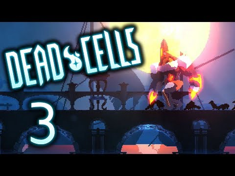 Dead Cells (Part 3) - Confronting the Concierge [Early Access Gameplay, Baguette Release]