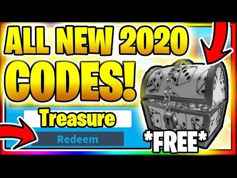 (2020) *ALL* NEW SECRET OP WORKING CODES! Roblox Treasure Hunt Simulator