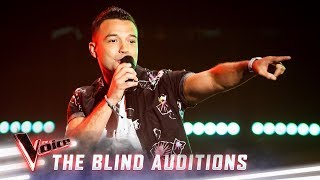 The Blind Auditions: Carlos sings 'Despacito' | The Voice Australia 2019