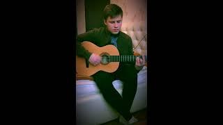 Сергей Есенин-Заметался пожар голубой (cover)