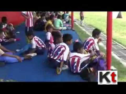 Young Footballer Champs  Organized by Reliance