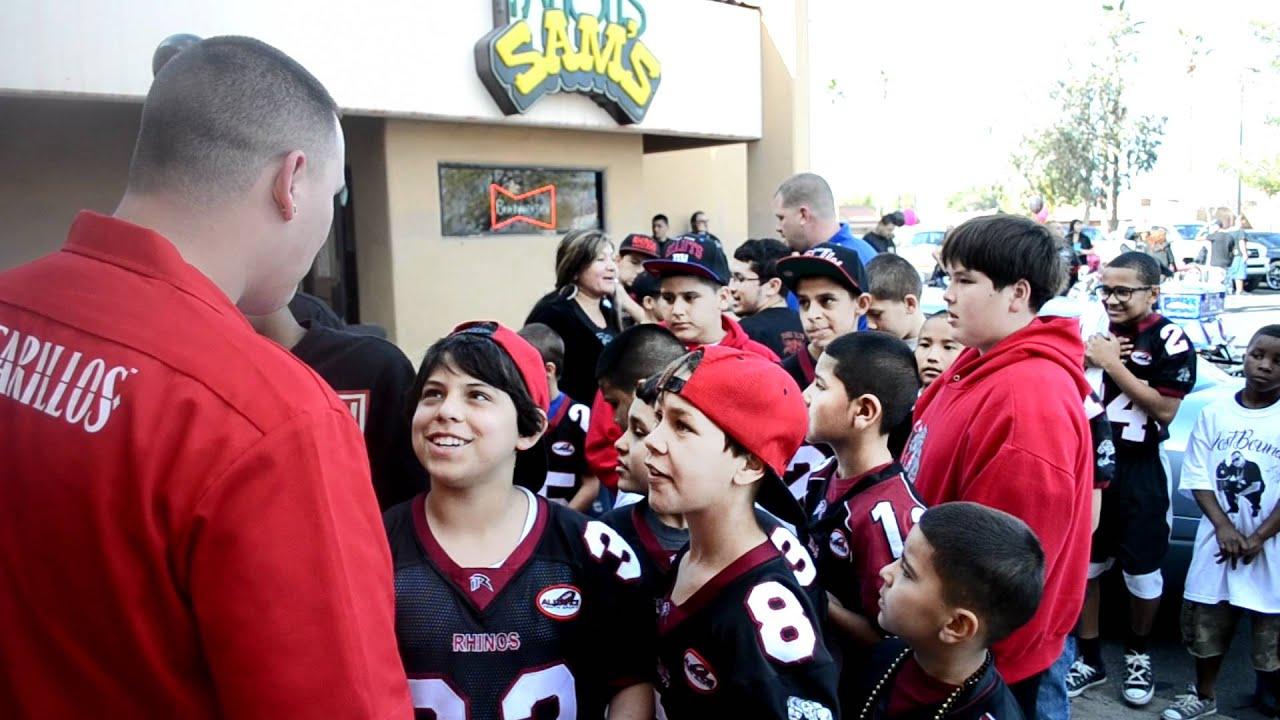 The dangers of Pee-Wee football - Arizona Sports