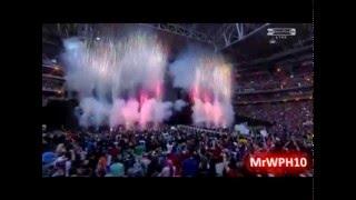 """M"" WWE Wrestlemania 26 Highlights"
