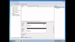 Configuring Software RAID 0 Striping on Windows 7 or Server 2008 R2 [How to][Step by Step Guide]