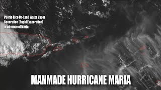 Hurricane Maria: 4th Manmade storm in 3 weeks