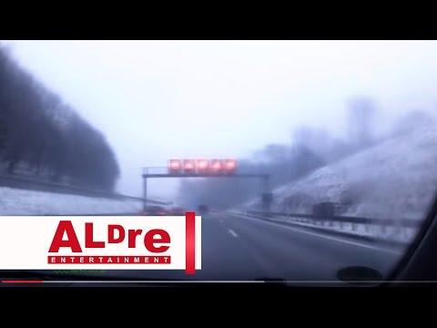 German Highway Bayerische Berge über Ostern [HD]