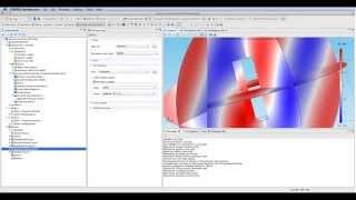 Simulaciones de interacción fluido-estructura (FSI) en procesos multifísicos (4.4)