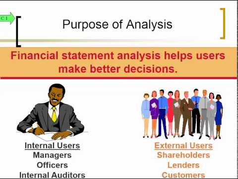 Vertical trend analysis?