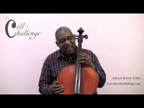 The Cello Challenge Stories #4: Edward Brown