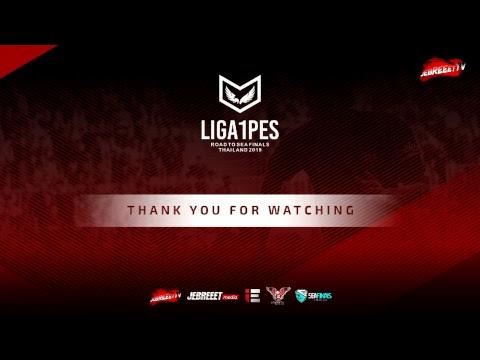 Final Regional Liga1PES 2019
