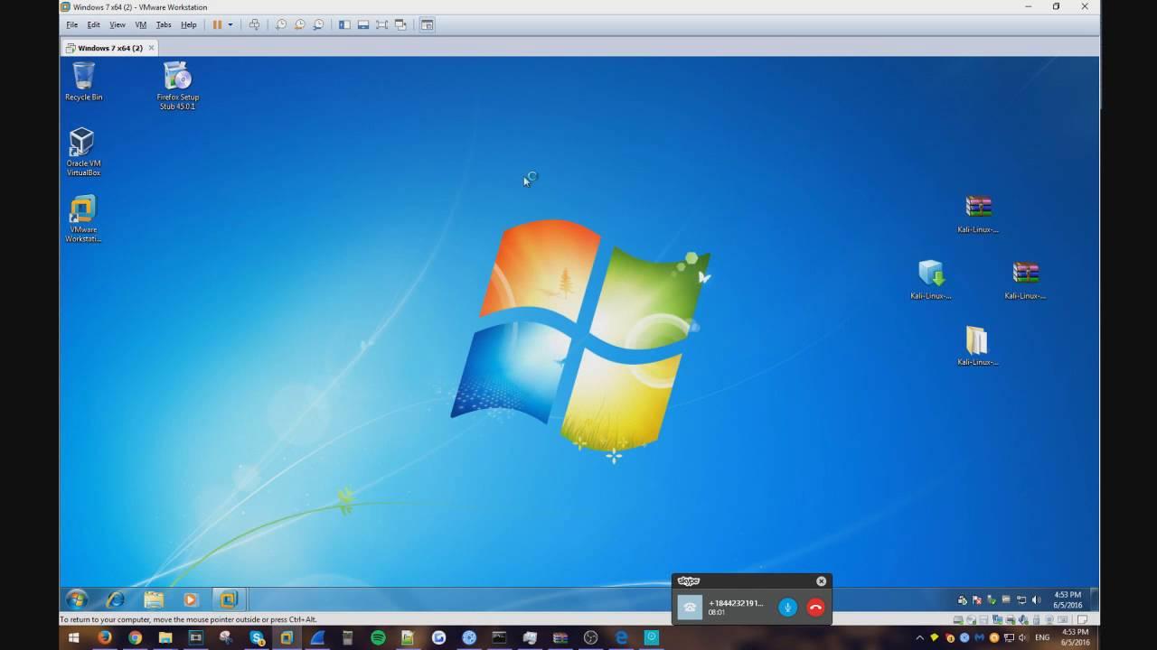 Kali linux vmware fusion download