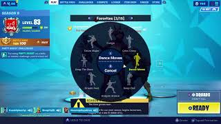 Waiting For Fortnite Season 10-Giveaway At 500 Subs #300subs #LionSquad