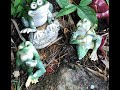GARDEN ORNAMENTS part 2 FROG Spectacular and MORE