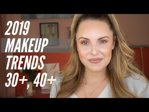 TOP 7 MAKEUP & BEAUTY TRENDS FOR 2019 THAT YOU NEED TO KNOW ABOUT || Part 1