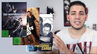 DIE BESTIMMUNG 3 ALLEGIANT + DER GEILSTE TAG + PRECIOUS CARGO Trailer deutsch german DVD Blu-ray VoD