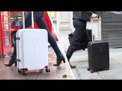 Samsonite New Paradiver Light & Neopulse collection