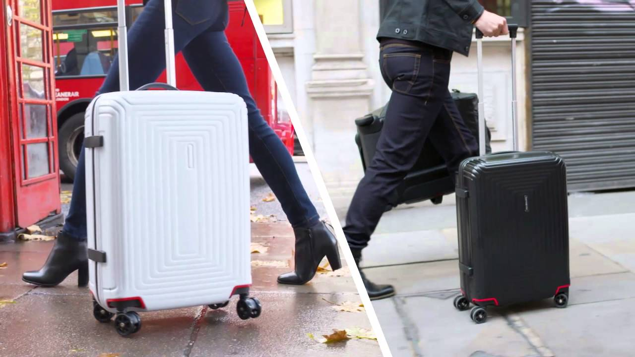 Samsonite New Paradiver Light Amp Neopulse Collection Youtube