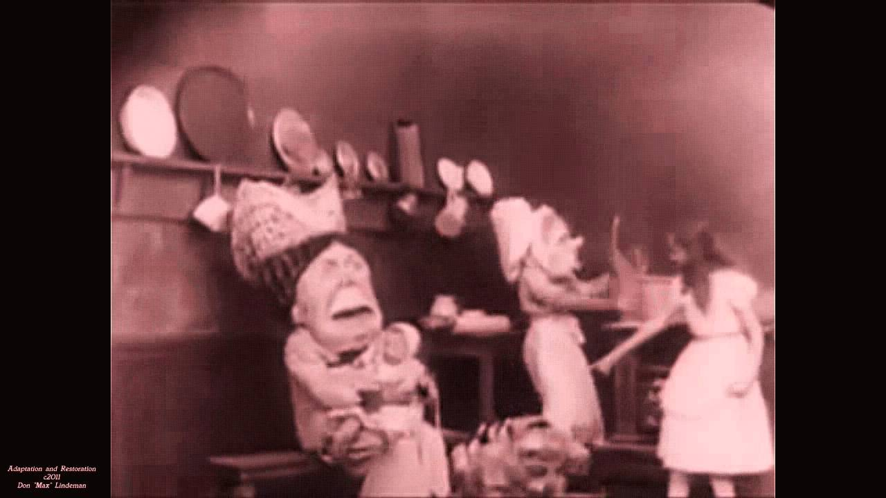 Image result for Alice in Wonderland 1915