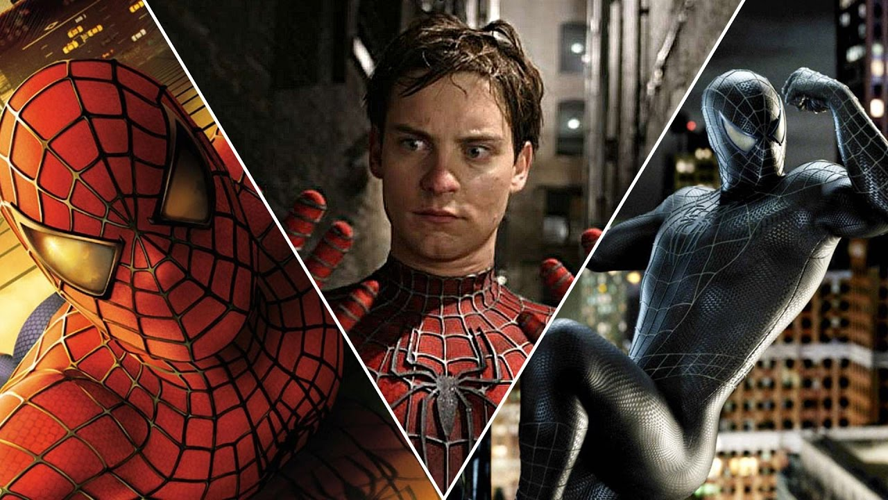 Movie REVIEW ✯Spider-Man Trilogy✯ - YouTube