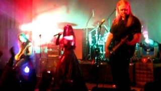 Sirenia - Absent Without Leave (Southamerican Tour 2010 - Bogotá)