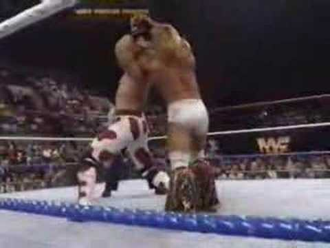 Shawn Michaels vs. The Texas Tornado (Kerry Von Erich)