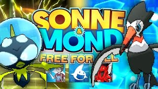 Pokémon Sonne & Mond FFA - [01] - Die schützende Paralyse!