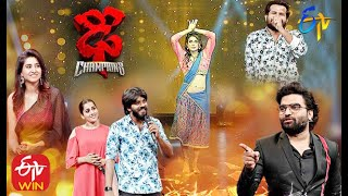 Dhee Champions | 5th August 2020 | Full Episode | ETV Telugu