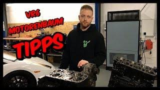 Donkey Tec Vr6 Turbo Tipps und Tricks Motorenbau