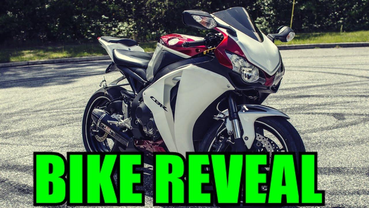 CBR1000rr Bike Reveal New Look