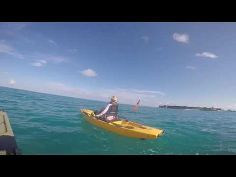 Camping & Snorkeling Fort Jefferson, Dry Tortugas