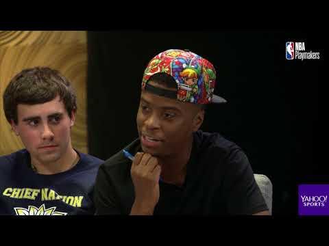 Caron Butler and Rachel DeMita Host NBA Playmakers Fantasy Basketball Draft