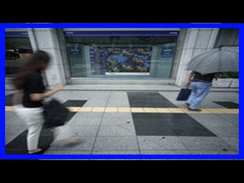 Breaking News | Nikkei edges up as yen eases after fed; apple suppliers fall