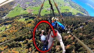 Download Man Who Nearly Died Hang-Gliding Returns to Do It Again Mp3 and Videos