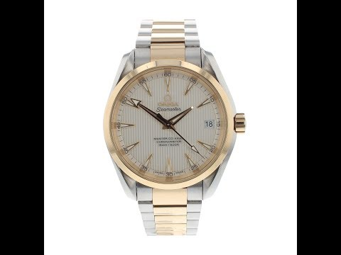 Pre Owned Watch Omega Seamaster Ref 23120392102002