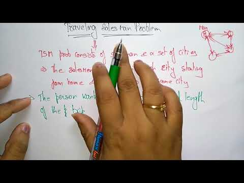 traveling salesman problem | introduction |dynamic programming | part 1/3