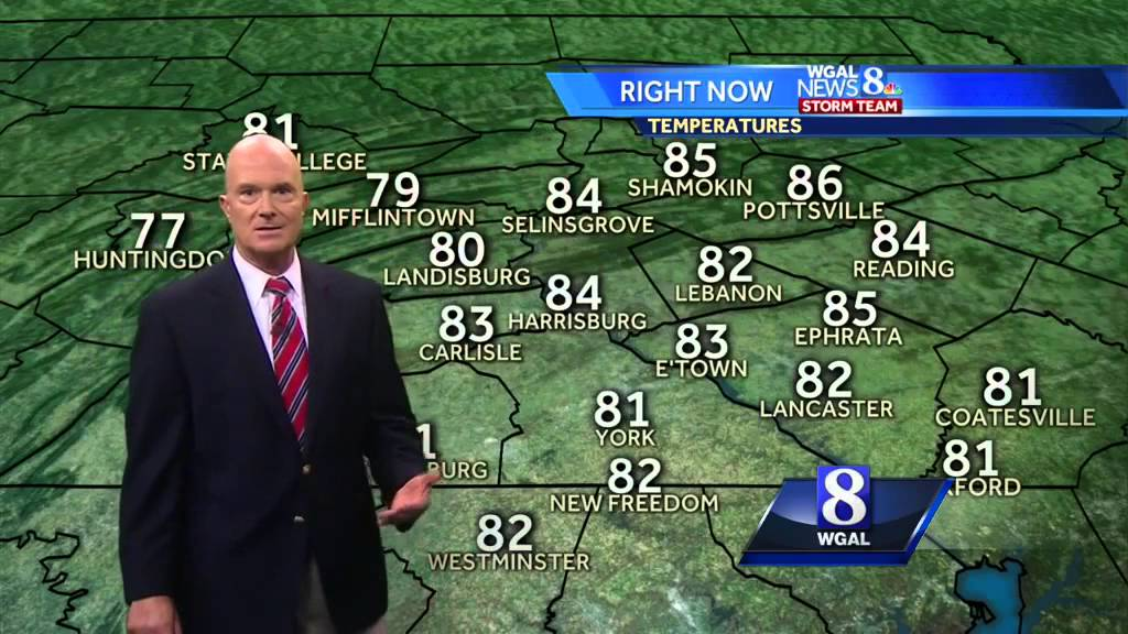 Watch the News 8 Storm Team forecast